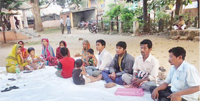 family ostracised banapur
