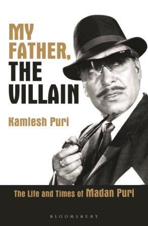 madan puri villain book
