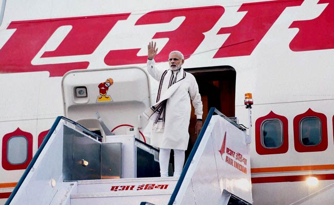 pm modi air india one