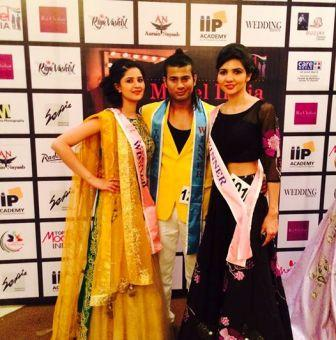 Odia boy bags mr handsome title wins top model hunt out of 40 tough competitors from across the country only 20 were chosen and sartaz won the crown beating 10 male models one of the eminent judges was ccuart Choice Image