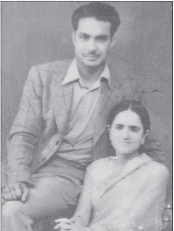Young Biju Patnaik and Gyan Patnaik