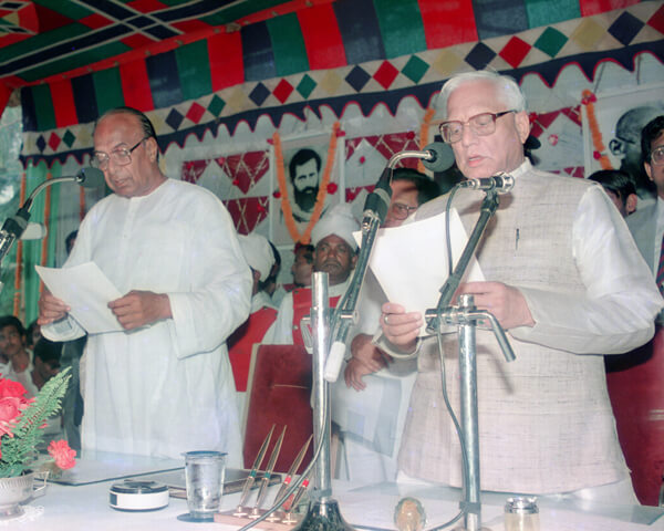 Pic: Sworn in as Odisha CM for the second time