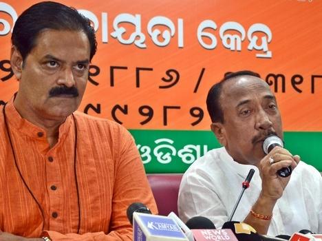 Bijoy Mohapatra KV Singh Deo