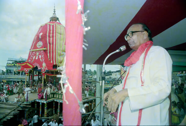 Pic: In Puri for Rath Yatra