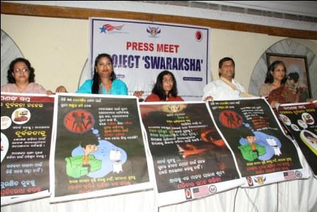 Caravan 'Swaraksha' to Raise Awareness