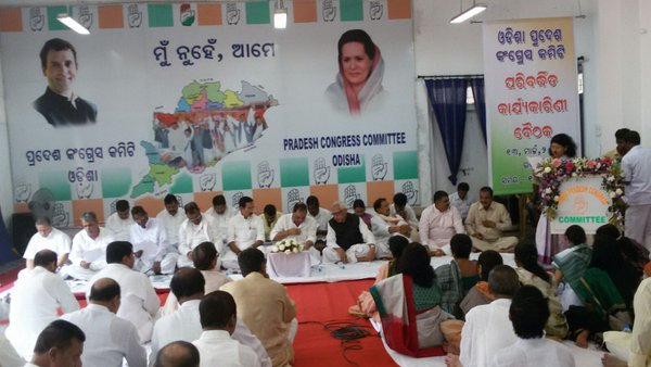 Congress extended Executive Committee meeting