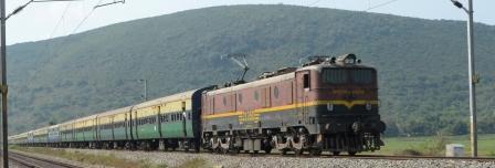 ECoR train