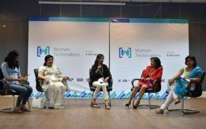 Google Developer Women Techmakers meetup Bhubaneswar