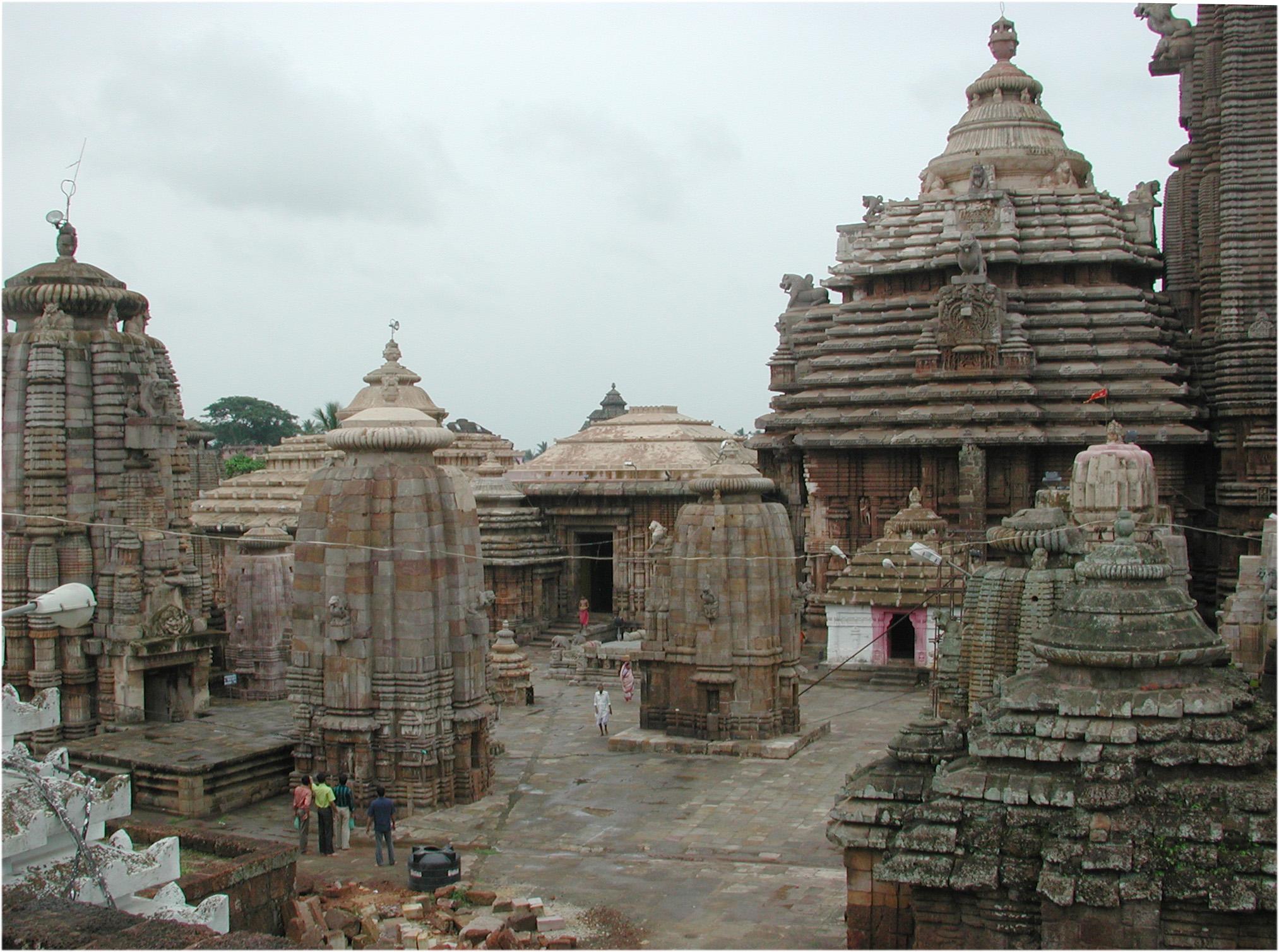Lingaraj_temple_Bhubaneswar_11005