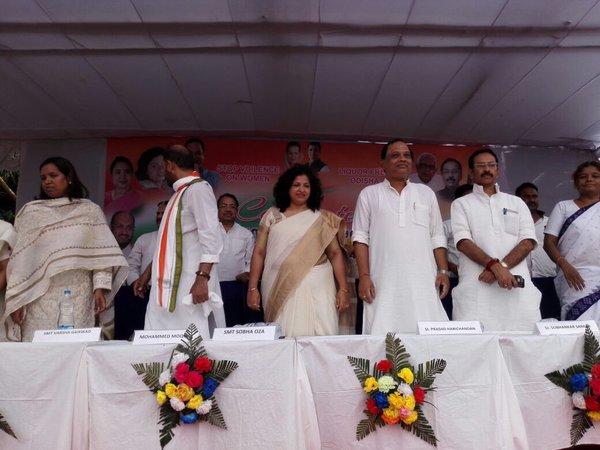 Mada andolan PCC Odisha