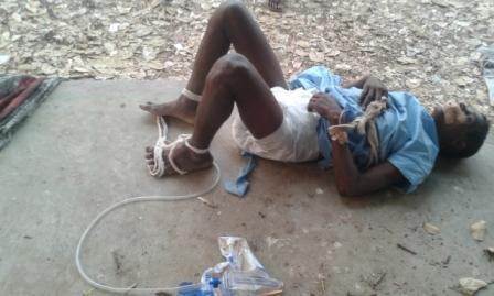 Malkangiri migrant worker Dambaru dies helplessly
