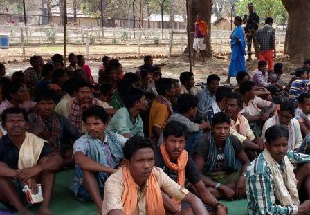 Maoist supporter Surrender Odisha