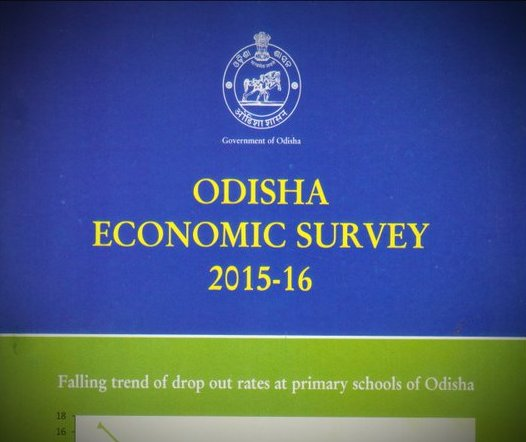 Odisha Economic Survey 2015-16