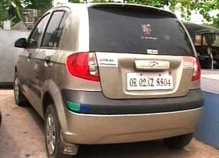 SARATHI BABA CAR