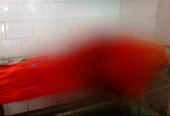 Woman bleeds to death