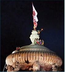 lingaraj temple maha deepa
