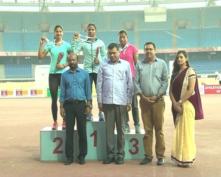 20th Federation Cup Senior National Athletics Championships Dutee Chand Srabani nanda