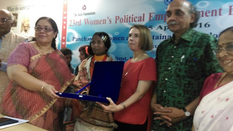 women in panchayat