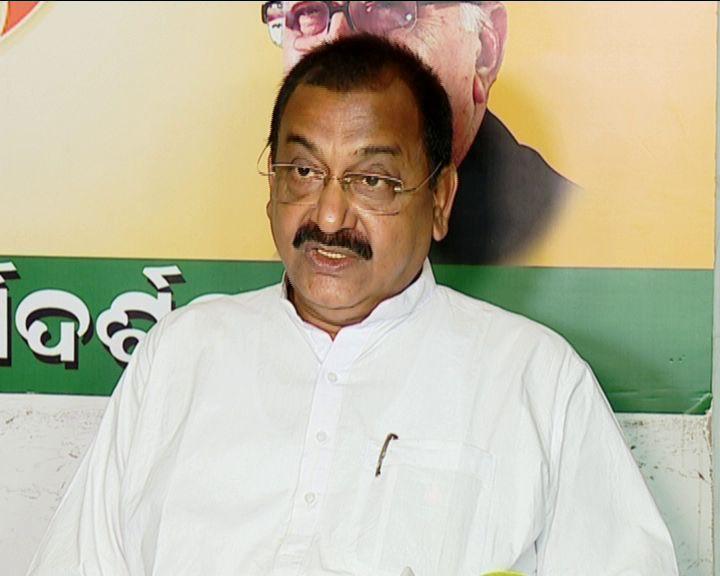 BJP-press-meet samir mohanty