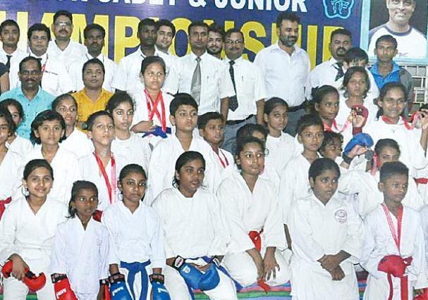 Karate championship