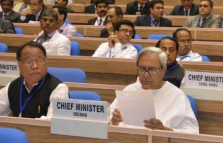 Naveen Patnaik CM Conference Delhi