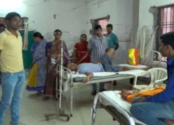 Rayagada jail attack