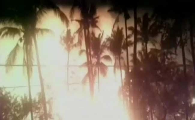 kerala-temple-fire