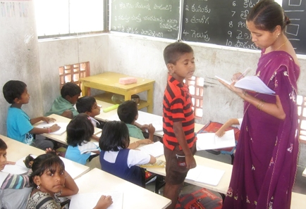 primary school teachersn