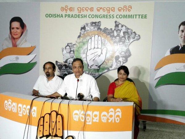 Congress Prasad Harichandan press conference