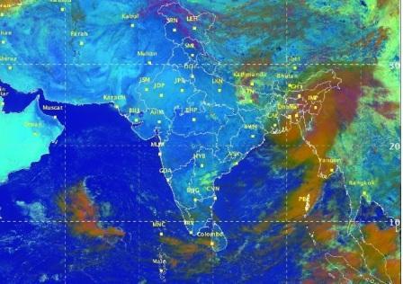 Cyclone Roanu gone