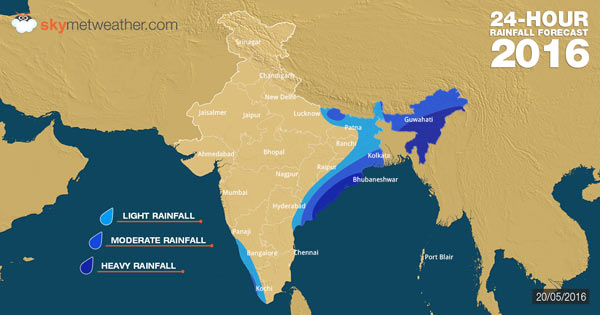 Pic Courtesy: skymetweather.com