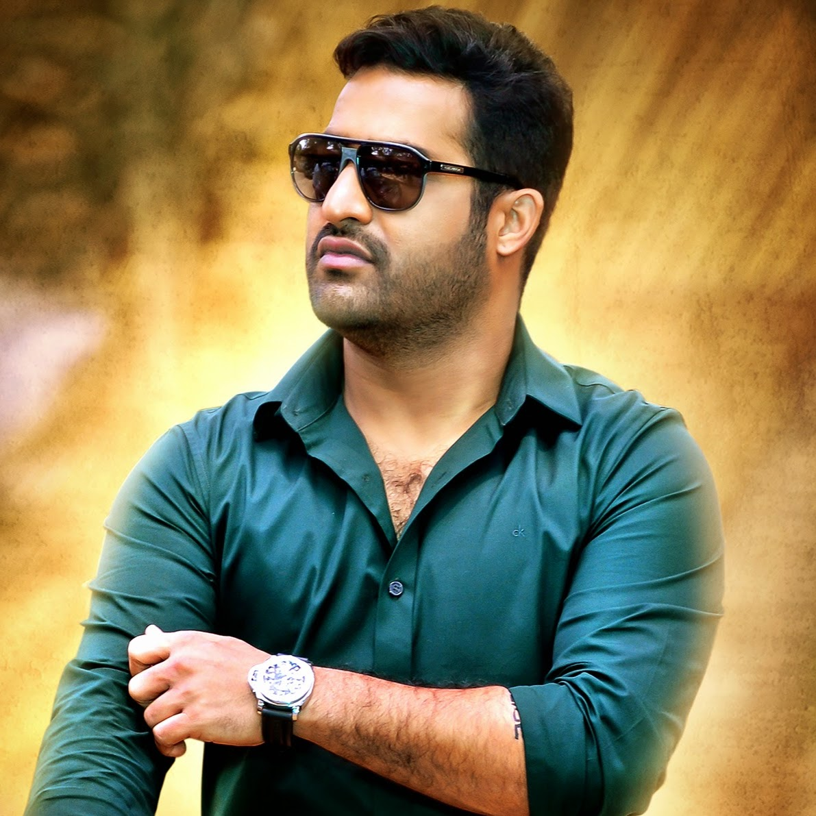 Pic. official page of Jr. NTR