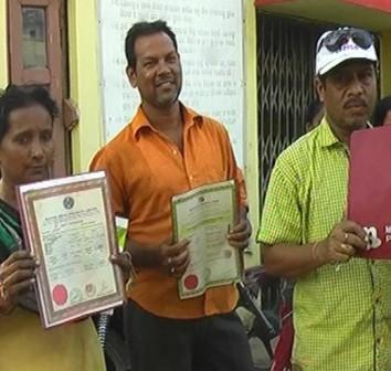 Mission India projects ltd