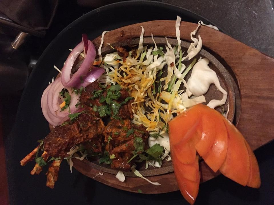 Dish: Mutton Burra Kebab Picture Courtesy: Foodies of Bhubaneswar-Cuttack