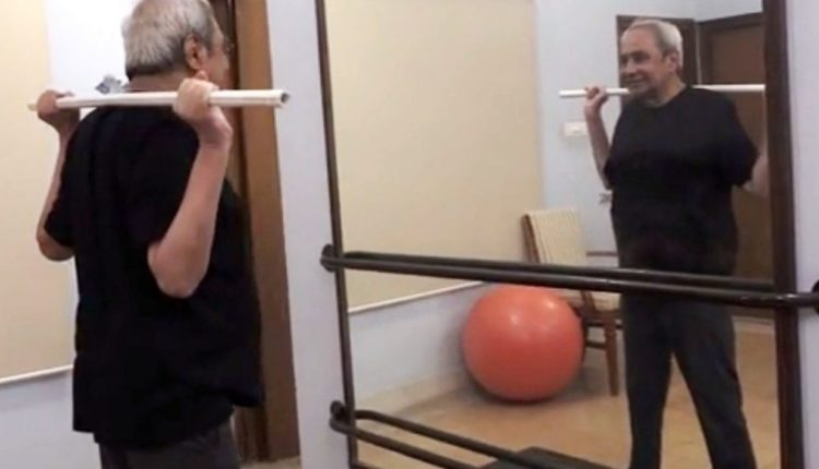 Naveen-Patnaik-fitness pic