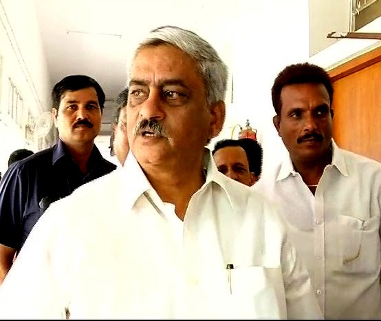 Odisha's ruling party RS nominee Bhaskar Rao in IT tangle