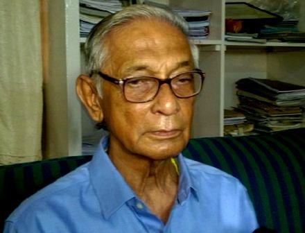 Prof G C Mitra