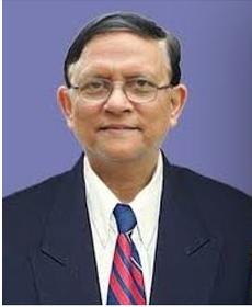Prof PP Mathur VC KIIT