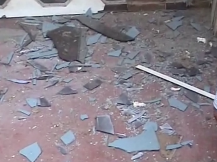 bomb blast in puri