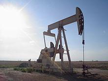 crude oil pumping