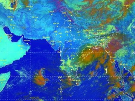 cyclone roanu on May 20 noon