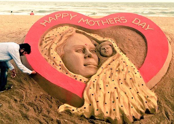 sudarsan pattnaik mothers day