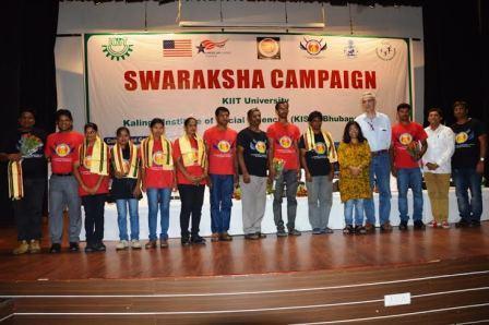swaraksha campaign