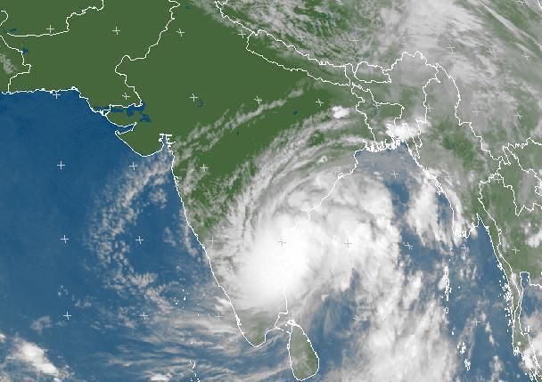 weather cyclone satellite rain