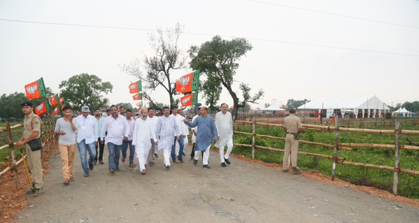 Balasore meeting Modi Dharmendra