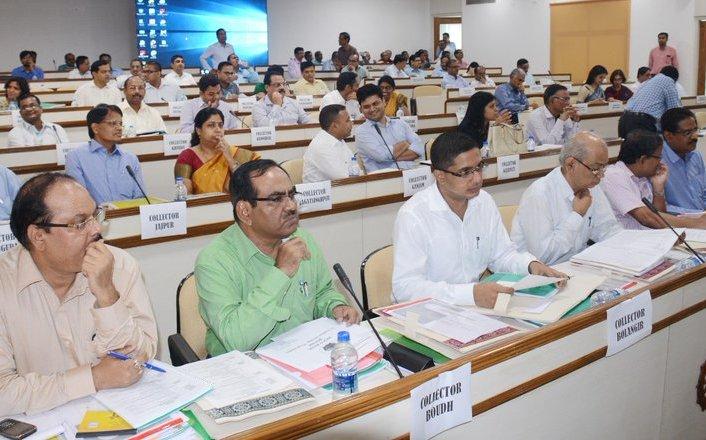 Collectors conference 2016 Odisha