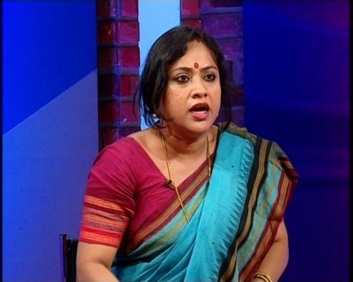 Lekhasri Samantsinghar BJP