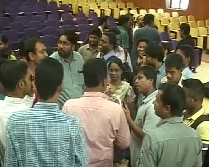 NIT students withdraw stir