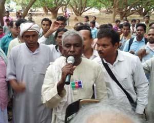 niyamgiri rally