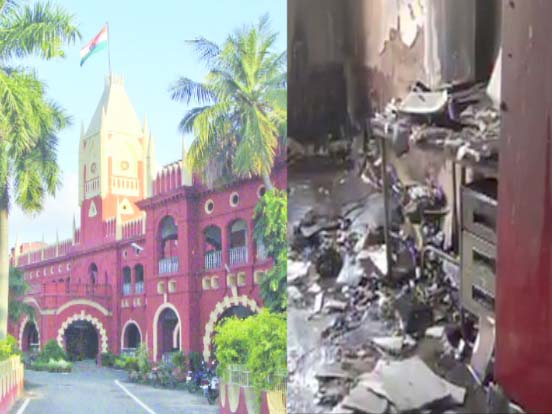 Odisha HC on SCB fire